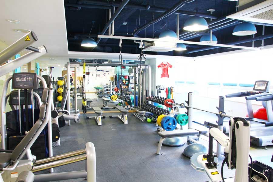 健身训练中心