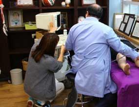 靭帯強化治療